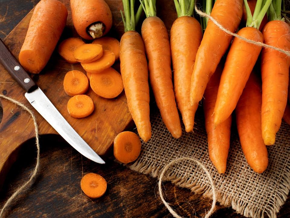 เหตุผลทำไมแครอท?