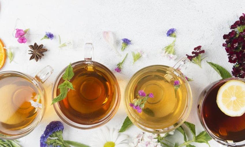 รูปแบบของชาและประโยชน์ต่อสุขภาพ