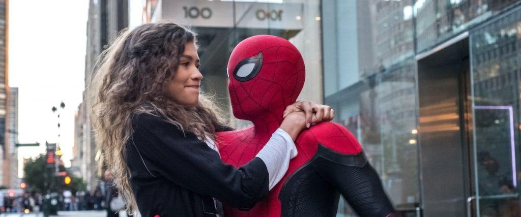 รีวิวเรื่อง SPIDER-MAN: FAR FROM HOME (2019)